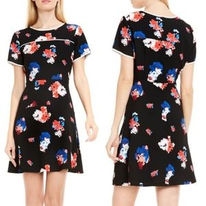 Vince Camuto | Travelling Blooms Flare Dress
